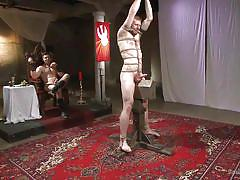 gay bdsm, gays, gay anal, gay domination, rope bondage, whipping, device bondage, hot wax, bound gods, kink men, trenton ducati, cass bolton