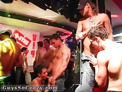 Cute sexy ebony boys gay porn full length our hiphop party dudes leave the stage and