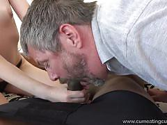 Ivy aura shares bbc with her dirty husband