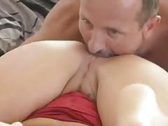 Mom likes it up the ass