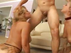 Two big asses sluts gets hard fucked