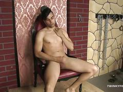 Young joel vargas foot fetish jerk off