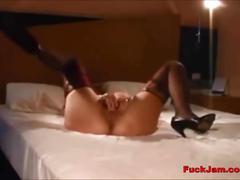 amateur, blonde, milf, threesome, stockings, natural-tits, blowjob, doggystyle, high-heels, big-tits, homemade, sextape, slut-wife, hookup-fuck, internet-hookup, mom