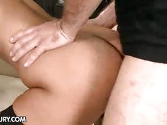 Teen ivana sugar gets her holes filled