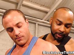 black, interracial, anal, hardcore, public
