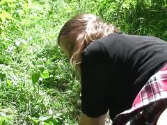 anal, outdoor, public nudity