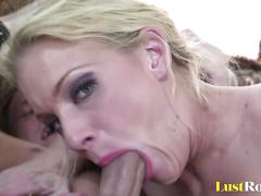 Cute blonde heidi mayne loves hard peckers