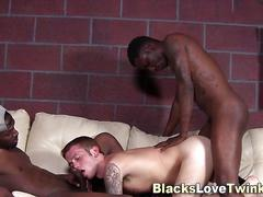 Amateur takes black dicks