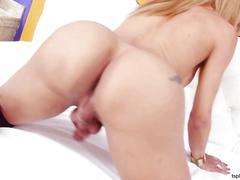 masturbation, webcam, bareback, jerking off, latina, solo, tranny