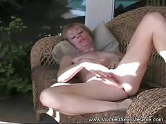 Horny mom wants a hard cock