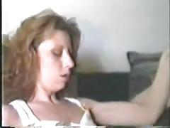 Hot slut takes her black bull home for a fuck