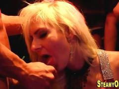blowjob, hardcore, party, blonde, fucking, sucking, group
