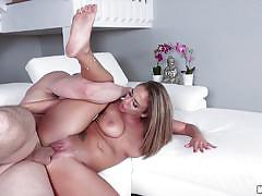 Big cock riding layla london