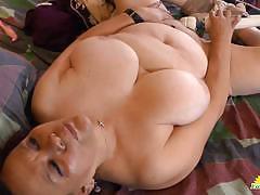 toy, solo, latina, chubby, bbw, mature, granny, old, masturbate