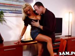 Bigtitted prostitute doggystyled
