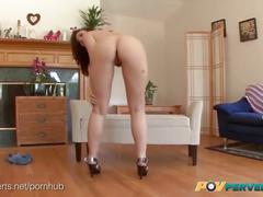 Povperverts - jodi taylor loves getting huge cock rammed up her butthole