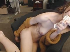 Teenie with the prettiest pussy ever plays