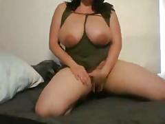 Very hot beautiful chubby mature milf big tits blonde webcam show