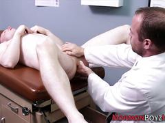 handjob, bareback, old and young, anal