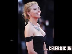 Fully nude celebrity bombshell scarlett johansson pussy