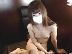 Girl end up delivery sex in the couple room of the net cafe