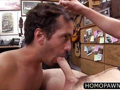 blowjob, bareback, hunk, fucking, couple, gay, horny