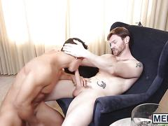 Married man dennis west loves getting his ass fucked