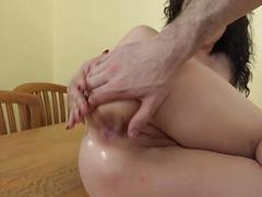 Hot milf and her younger lover 334