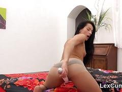 Perfect czech idol lexi dona pleasures and orgasms
