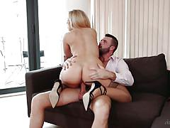 Boss fired me, so i fucked his wife @ stay with me