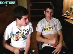 Spanish boys jerk