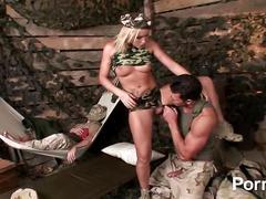 Women in uniform - scene 4