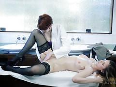 Stunning lesbian babes stella cox and bree daniels