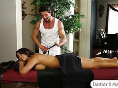 big boobs, big cock, massage, blowjob, fucking