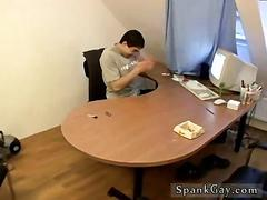 Gay porn movietures of fat people spank full length when honza and veso catch common