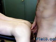 Ass fisted and the session is way too freaky