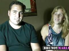 Son unos padres cualquiera y graban su primer video para brunoymaria