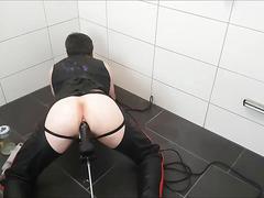 Dildo fucking machine make guy cum more at-www.gaycam69.online