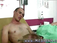 Boys medical gay porn first time he was shrieking and spinning his head around in full