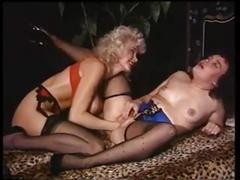 Vintage german lesbian fisting