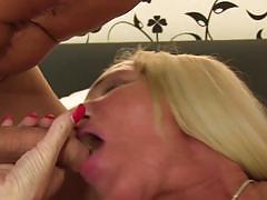 blowjob, suck, blonde, german, amateur, sucking