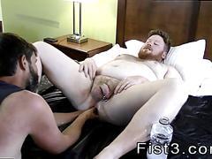 Nude daddy teacher gay full length sky works brocks hole with his fist