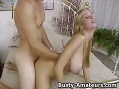 amateur, big natural tits, hardcore