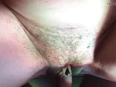 I fuck my squirter wife
