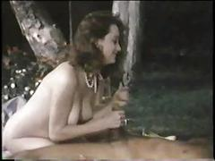 Vintage outdoor sex