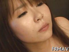Exquisite asian schlong riding japanese clip 1