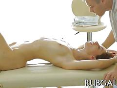 Dude knows how to fuck hot nymphs feature clip 1