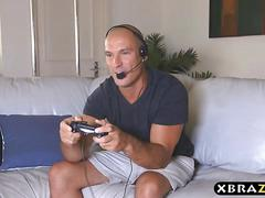 Stepsister is a gamer girl who loves a good sized cock