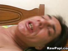 Latin gay extreme hardcore bareback fuck