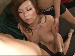 Horny ren mizumori pleases with proper xxx porn play